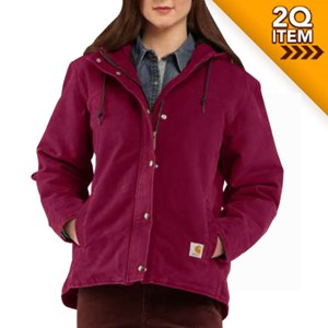 Ladies Sandstone Berkley Jacket