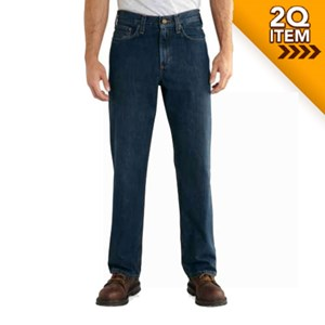 Carhartt Relaxed Fit Holter Jean in Frontier