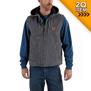 Carhartt Knoxville Vest in Shadow