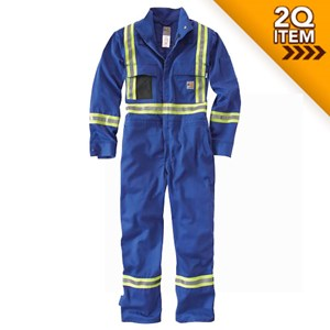 Carhartt FR Striped Coverall