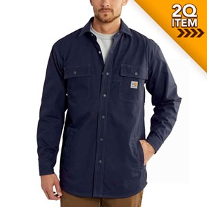 Carhartt FR Full Swing Quick Duck Shirt Jac