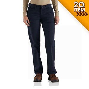 Women's Carhartt FR Rugged Flex Work Pants