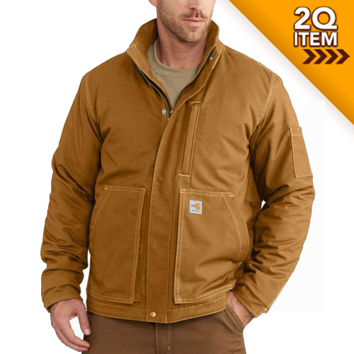 Carhartt FR Full Swing Quick Duck Lanyard Access Jacket