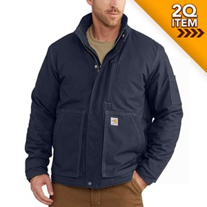 Carhartt FR Full Swing Quick Duck Lanyard Access Jacket