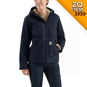 Women's Carhartt FR Full Swing Quick Duck Jacket
