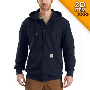Carhartt FR Heavyweight Zip Front Sweatshirt