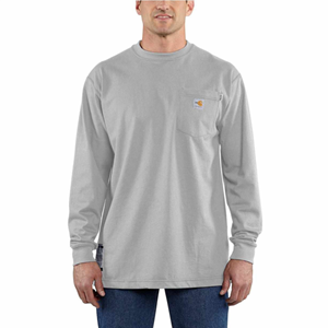 FR Force Cotton Graphic LS T Shirt - 2X & 3X ONLY