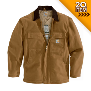 Carhartt FR Duck Traditional Coat
