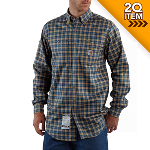 Carhartt FR Plaid Shirt