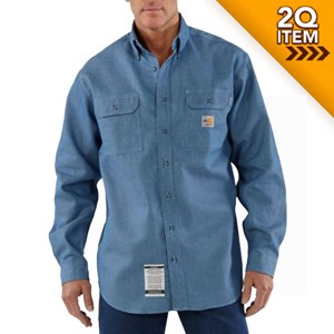 Flame Resistant Chambray Shirt