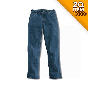 Women's Flame Resistant Relaxed Fit Denim Jean
