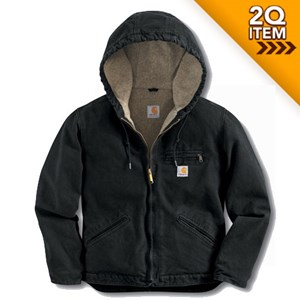 Carhartt Women's Sierra Jacket in Black