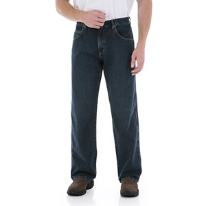 Rugged Wear Relaxed Straight Fit Jean