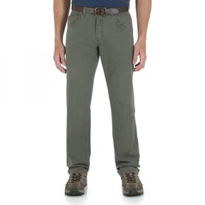 Wrangler Rugged Wear Regular Straight Fit Pants