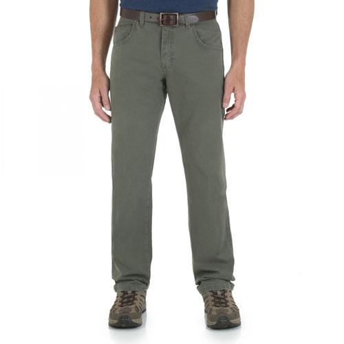 Wrangler Rugged Wear Regular Straight Fit Pants