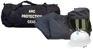 32 Cal Arc Flash Kit No Gloves
