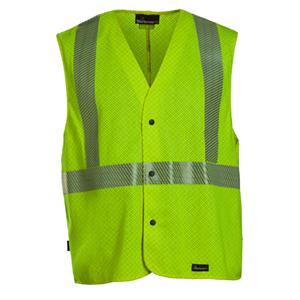 GlenGuard FR Hi-Vis Mesh Vest