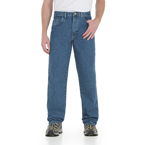 Relaxed Fit Jean in Antique Indigo