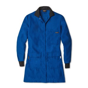 Women's FR/CP Lab Coat in Nomex IIIA