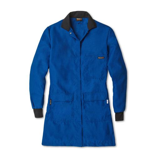Women's FR/CP Lab Coat in Nomex IIIA