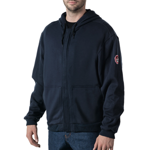 Walls FR Hooded Zip-Front Sweatshirt