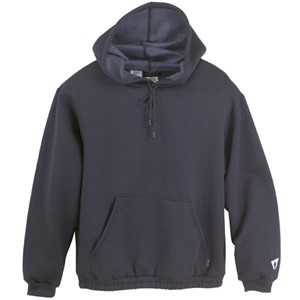Nomex Fleece Hooded Pullover Sweatshirt