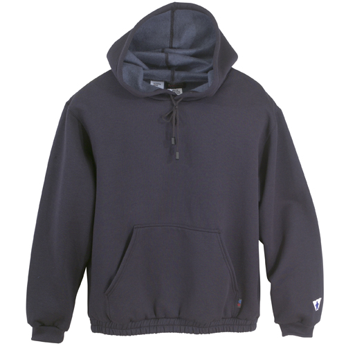 Nomex Fleece Hooded Pullover Sweatshirt