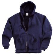 Nomex Fleece FR Zip-Front Hooded Sweatshirt