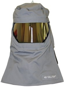 40-Cal Replacement Arc Flash Hood