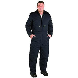 Deluxe Lined Coverall - Law Enforcement