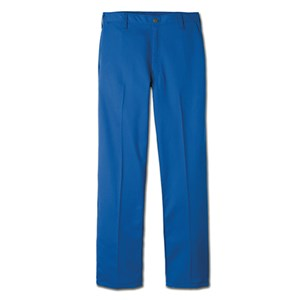 Workrite FR Work Pant in UltraSoft in Royal Blue