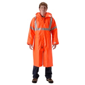 Sentinel 4500 Series FR Long Rain Coat