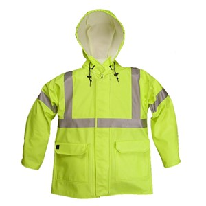 Sentinel 4500 Series FR Waist Length Rain Jacket
