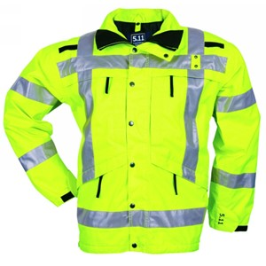 Hi-Vis Reversible Parka (shell only)