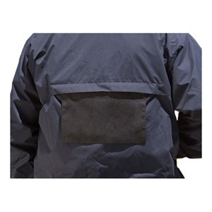 Blank Velcro ID Back Panel