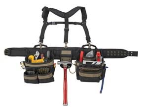 5-Piece Framer's Combo Rig Tool Belt