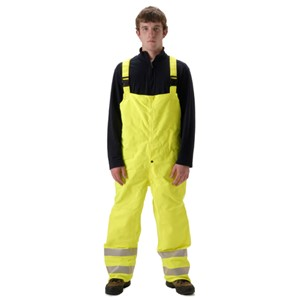 Omega 5000 Series High Back FR Rain Bib Trouser