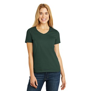 Hanes® Ladies ComfortSoft® V-Neck Tee
