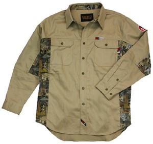 FR Oilfield Camo Work Shirt