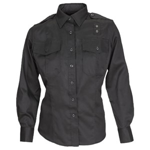 Women's Patrol Duty Uniform™ B Class Long Sleeve Twill Shirt