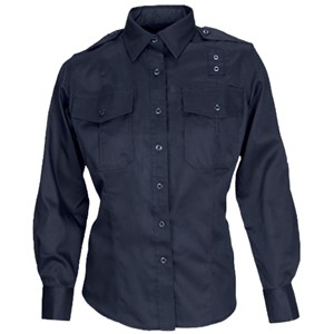 Women's Patrol Duty Uniform™ A Class Long Sleeve Twill Shirt