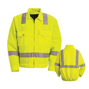 Hi-Visibility Jacket Class 3, Level 2 Compliant