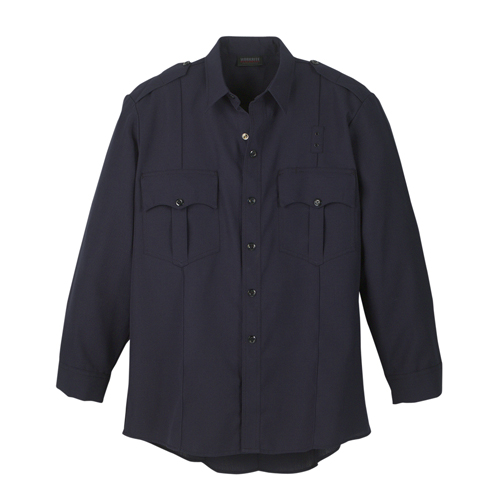 Long Sleeve Fire Chief Shirt