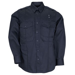 Men's Patrol Duty Uniform™ B Class Long Sleeve Twill Shirt