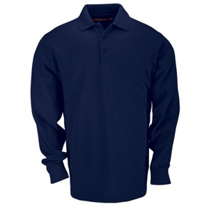Men's Tactical Long Sleeve Polo