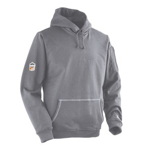 FR Pullover Hooded Fleece Sweatshirt
