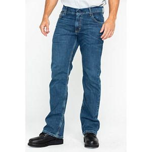 Wrangler FR Men's Retro Slim Boot Stretch Jean