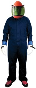 8-Cal Arc Flash Coverall