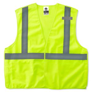 GloWear Hi-Vis Type R Class 2 Breakaway Mesh Vest