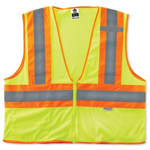 GloWear Hi-Vis Type R Class 2 Two-Tone Vest